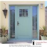Composite Door in Poppintree