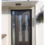 Palladio Door in Abbeyfield, Ballitore, County Kildare