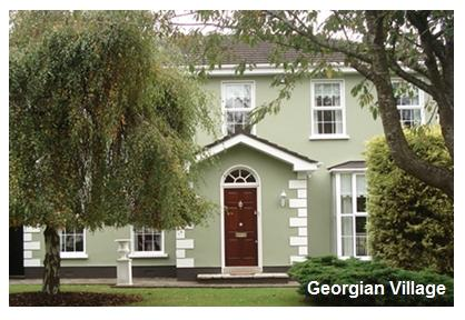 upvc georgian windows