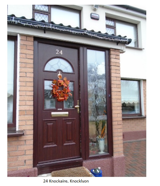 Composite Door 24 Knockaire