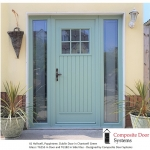 Composite Door in Poppintree
