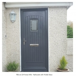 Composite Door at Forest Hills Rathcoole