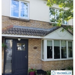 Composite Doors and Windows at 27 Sandyford Hall Place