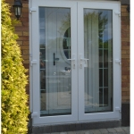 French Doors at 19 Roselawn Glade