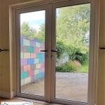 french doors - triple glazed