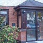 porch, 18 riversdale road, clondalkin