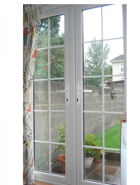 georgian french doors