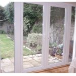pvc french doors for Newbridge