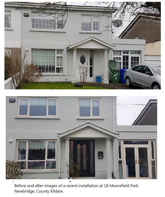 newbridge windows custom made for homes and apartment.